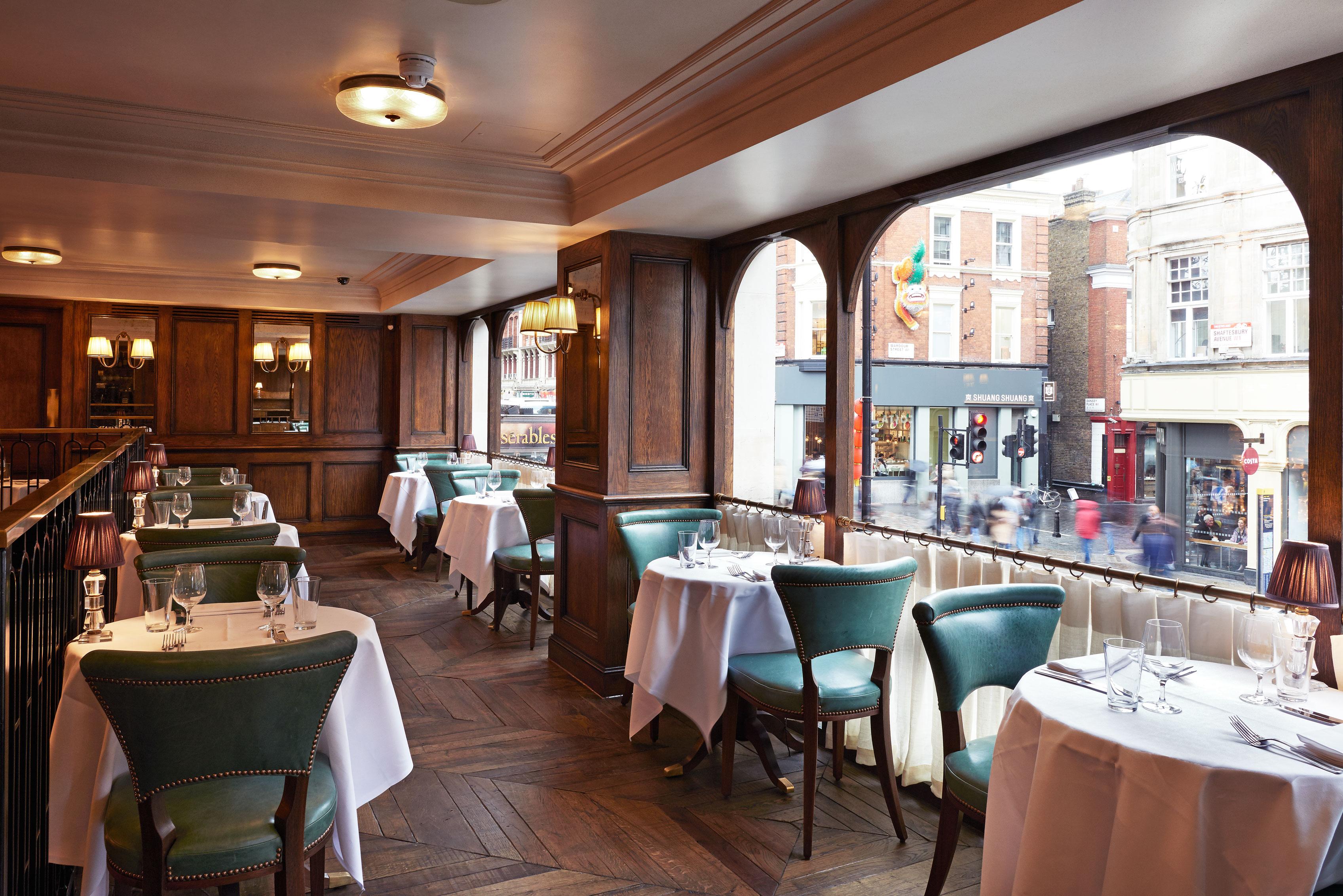 Cafe Monico London