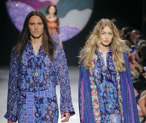 New York Fashion Week Frontrowedit