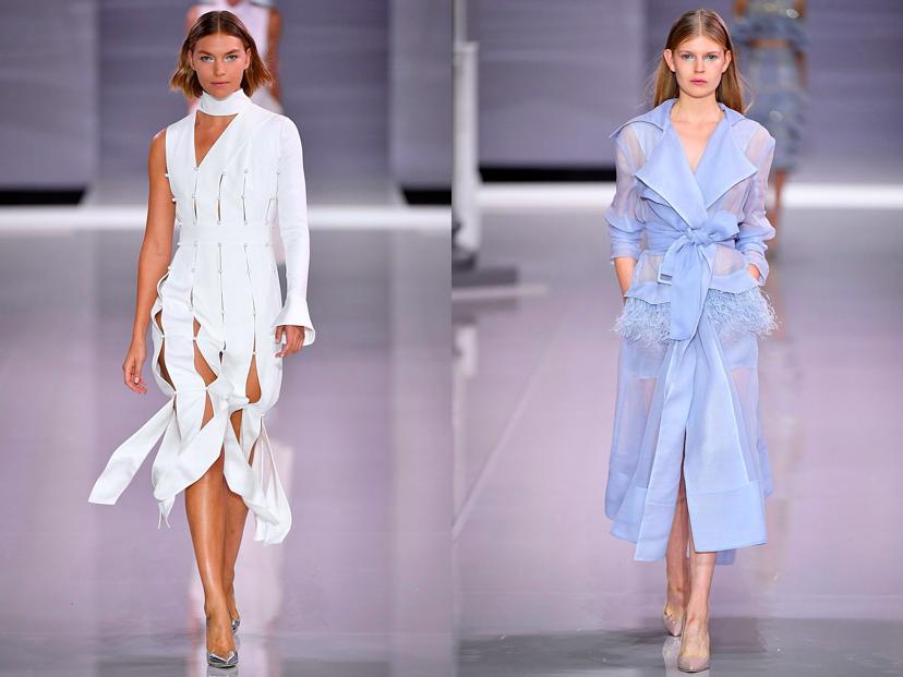 London Fashion Week Spring 2018 Ralph Russo