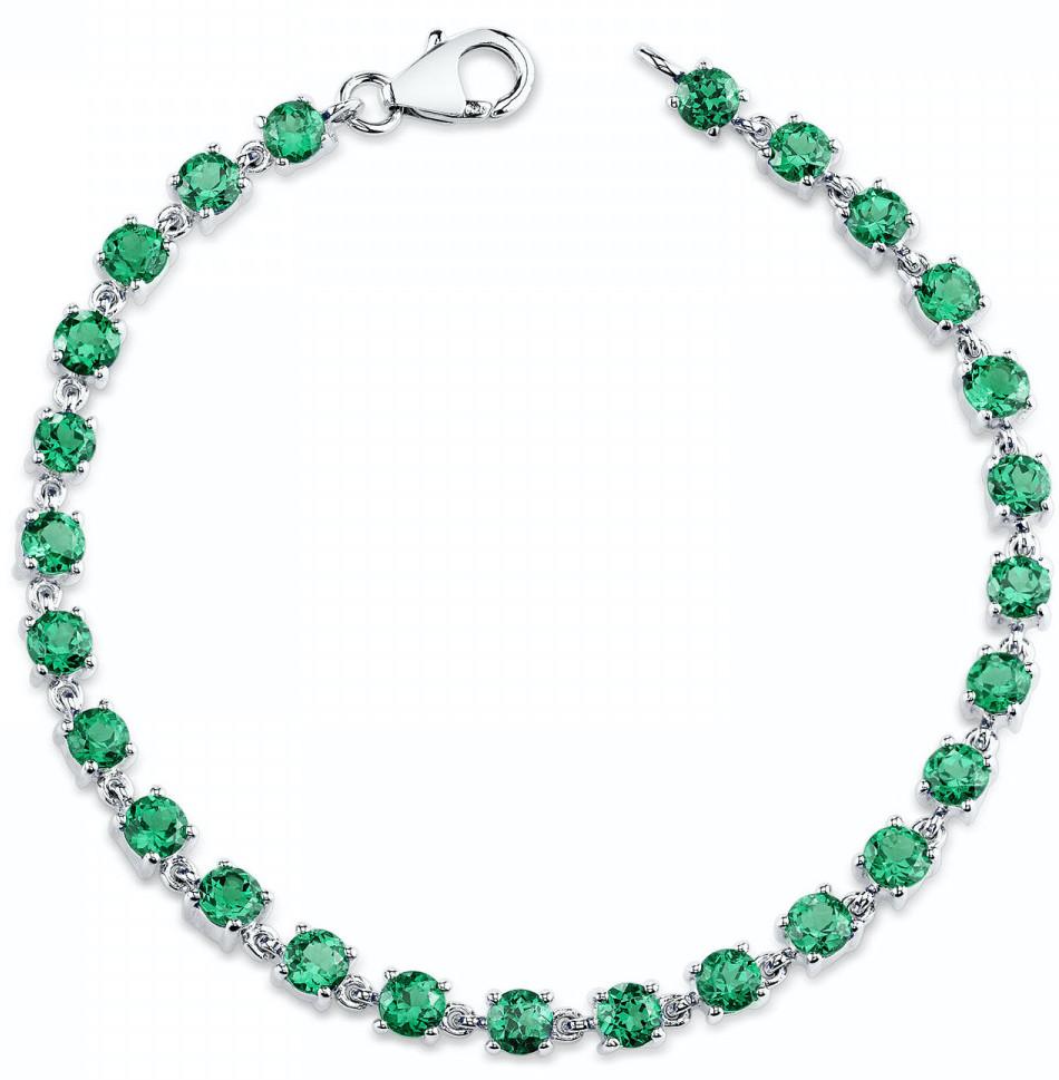 cheap emerald bracelet UK